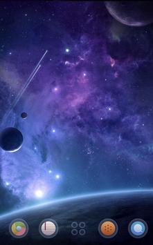 Soar GO Launcher Theme poster