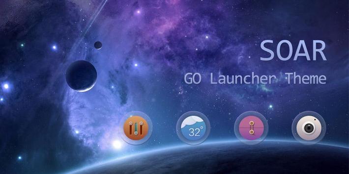 Soar GO Launcher Theme screenshot 3