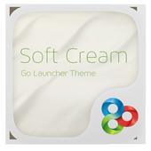 Soft cream GO Launcher Theme icon
