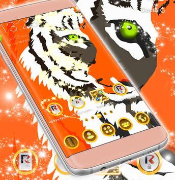 3D Tiger Launcher screenshot 4