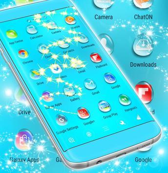 Water Drops Theme screenshot 3