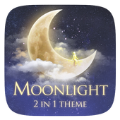 (FREE) Moonlight 2 In 1 Theme icon