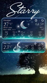 (FREE) Starry 2 In 1 Theme screenshot 3
