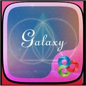 Galaxy icono