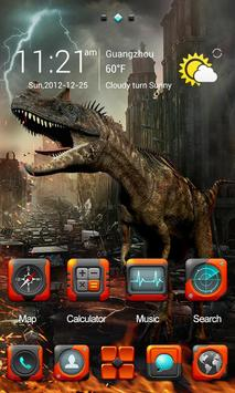 VELOCI GO Launcher Theme apk screenshot