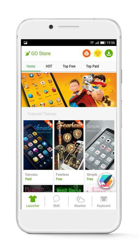 3d Launcher themes Apk download