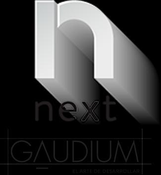 NEXT GAUDIUM poster
