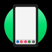 [Substratum] Curve icon