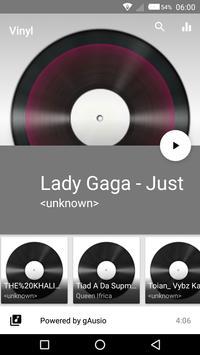 Vinyl screenshot 2