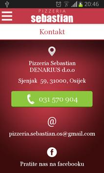 Pizzeria Sebastian apk screenshot