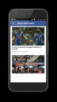 IPL Live 2017 Score screenshot 6