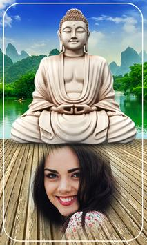 Buddha Photo Editor poster