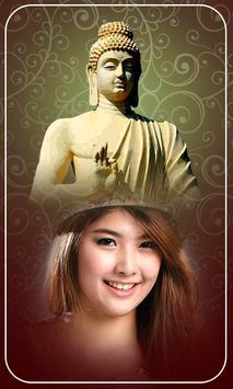 Buddha Photo Editor screenshot 1