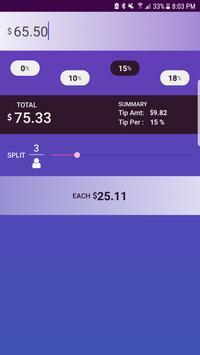 tipz screenshot 2