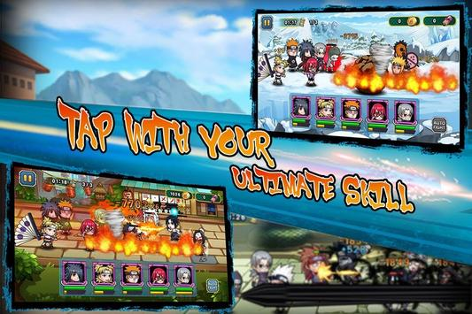 Shinobi War apk screenshot