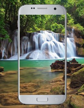 Waterfall HD Wallpaper screenshot 2