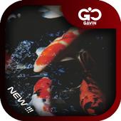 Fish Koi Wallpaper icon