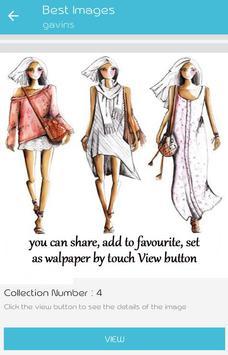 fashion drawing steps screenshot 3