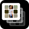 9 Square Grid For instagram New 2018 icono