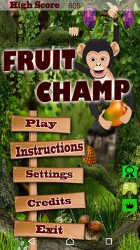 Fruit Champ poster