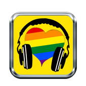 Gay Radio LGBT Radio Gay Music Gay FM Worldwide icon