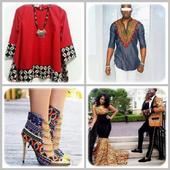 Ankara Best Fashion Style icon