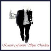 Korean Fashion Style Modern icon