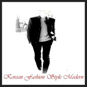 Korean Fashion Style Modern apk screenshot