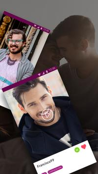 Gay Date - Gay app for chat & date guys nearby screenshot 1
