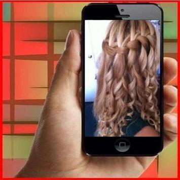 Modern Female Hairstyle apk screenshot