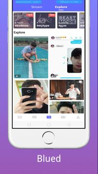 Tutorial For Blued Gay Video Social poster