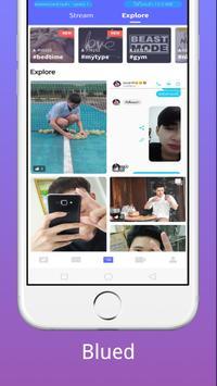 Tutorial For Blued Gay Video Social screenshot 6