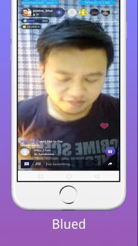 Tutorial For Blued Gay Video Social screenshot 8