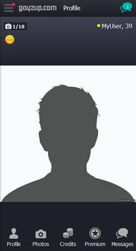 GayZup - Profiles & Chat screenshot 1