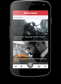 Kamusaati screenshot 1