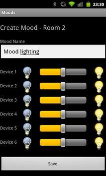 Lightwave Controller screenshot 1