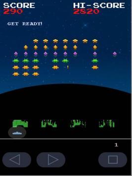 Invaders Of Galaxy (shooter) screenshot 5