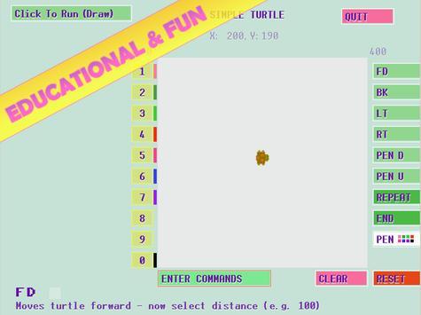 Simple Turtle screenshot 3