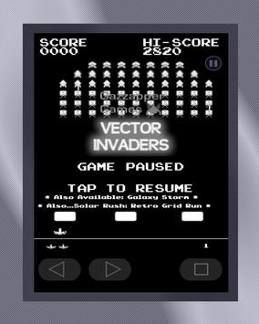Vector Invaders screenshot 13