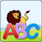 English alphabet icon