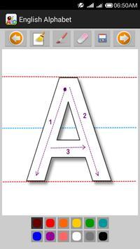 English alphabet screenshot 10