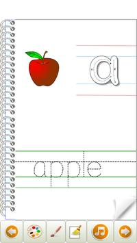English alphabet screenshot 11