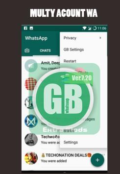 GBwhatsaap Latest Version screenshot 2