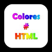 Colores HTML icon