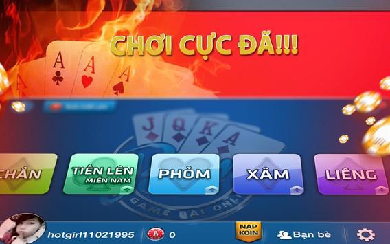Game Bai Online Tien Len Phom screenshot 2