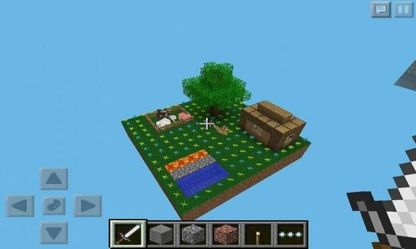 Map Skyblock for MCPE screenshot 2