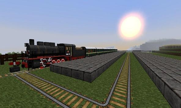 Mod Train for MCPE apk screenshot