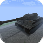 Mod War Tank for MCPE icon