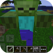 Mod Zombie Survival for MCPE icon