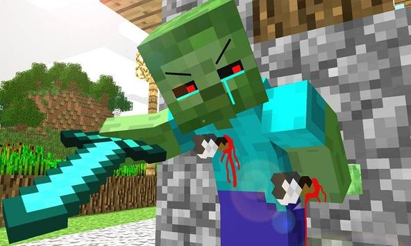 Mod Zombie Survival for MCPE screenshot 2